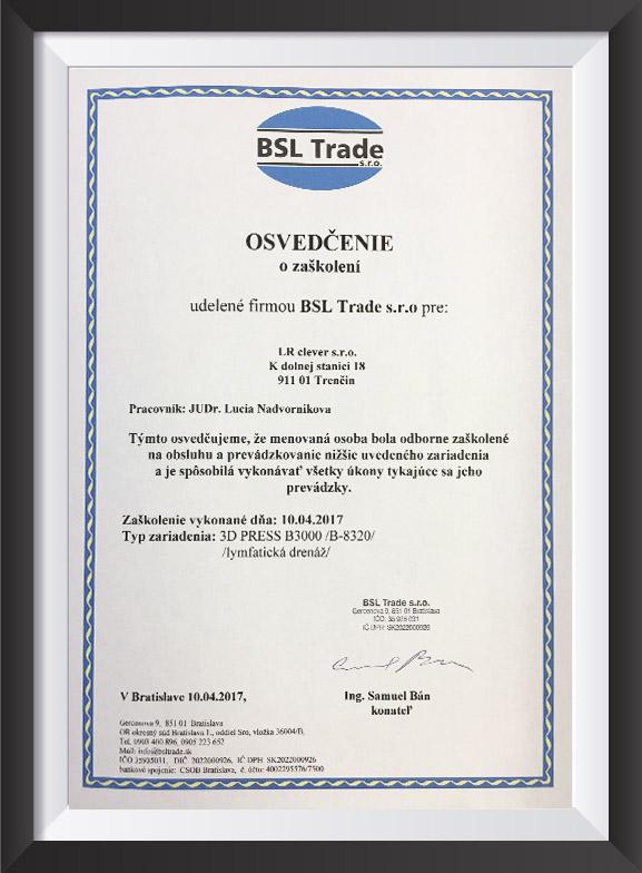 Certifikat-esthemed