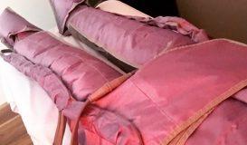 Prístrojová lymfodrenážna masáž